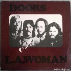 Discos de vinilo: THE DOORS. L.A. WOMAN. ELEKTRA, GERMANY 1971 LP. Lote 144531662