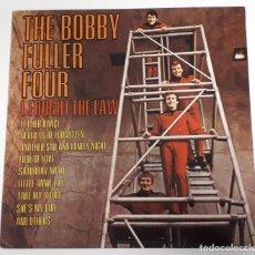 Discos de vinilo: THE BOBBY FULLER FOUR - I FOUGHT THE LAW - ROCK'N'ROLL - GARAGE-ROCK. Lote 144532446