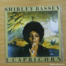 Discos de vinilo: SHIRLEY BASSEY - I CAPRICORN - LP. Lote 144534082