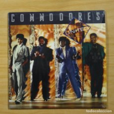 Discos de vinilo: COMMODORES - UNITED - LP. Lote 144535172