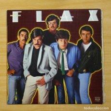 Discos de vinilo: FLAX - FLAX - LP. Lote 144548305
