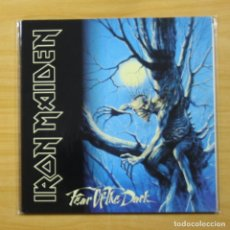 Discos de vinilo: IRON MAIDEN - FEAR OF THE DARK - LP. Lote 144548926