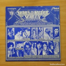 Dischi in vinile: VARIOS - STAR OF THE SILVER SCREEN 1929 1930 - LP. Lote 144568724