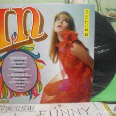 Discos de vinilo: LOS GRITOS MISMOS 3 SUDAMERICANOS STOP TOP SHOW 4 ROS - IN - LP BELTER 1968. Lote 144573390