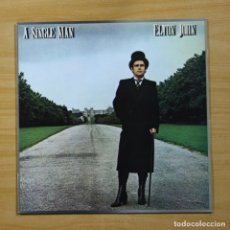 Discos de vinilo: ELTON JOHN - A SINGLE MAN - LP. Lote 144575206