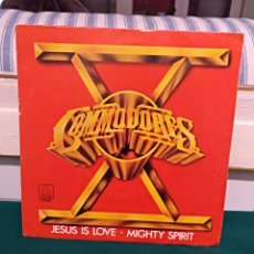 Discos de vinilo: COMMODORES, JESUS IS LOVE. MOTOWN 1981. Lote 144580644