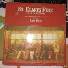 Discos de vinilo: JOHN PARR - ST. ELMO'S FIRE (MAN IN MOTION). Lote 144583874