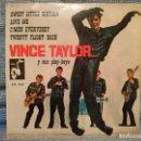 Discos de vinilo: VINCE TAYLOR Y SUS PLAY-BOYS - SWEET LITTLE SIXTEEN + 3 - MUY RARO EDICION SPAIN AÑO 1961 COMO NUEVO. Lote 144584030