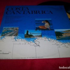 Discos de vinilo: COSTA CANTABRICA - VARIOS INTERPRETES .. EMI-DISC .. LOS AMAYA, LOS DIABLOS, AL MARTINO ... ETC. Lote 144593342