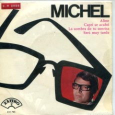Discos de vinilo: MICHEL / ALINE + 3 (EP 1965). Lote 144596066