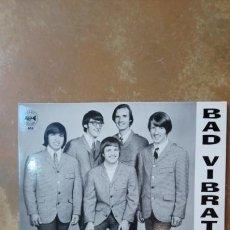 Discos de vinilo: BAD VIBRATIONS - ANOTHER 60'S GARAGE VIBRATION. LP VINILO.. Lote 144596930