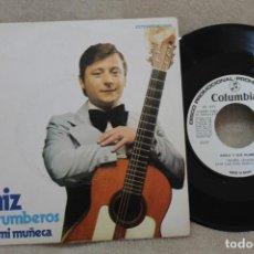 Discos de vinilo: ARNIZ Y SUS RUBEROS ISABEL MI MUÑECA SINGLE VINYL MADE IN SPAIN 1976 PROMOCIONAL. Lote 144600982