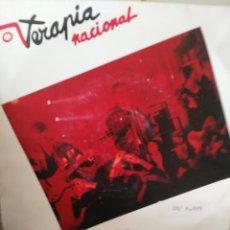 Discos de vinilo: TERAPIA NACIONAL. Lote 144601494