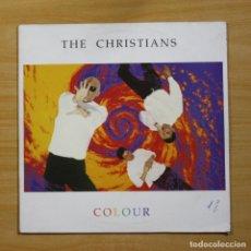 Discos de vinilo: THE CHRISTIANS - COLOUR - LP. Lote 144609373