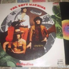 Discos de vinilo: THE SOFT MACHINE - COLLECTION (ABC RECORDS-1976) OG ESPAÑA LEA DESCRIPCION DISCOS OCULTOS. Lote 144611646