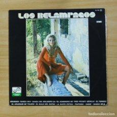 Discos de vinilo: LOS RELAMPAGOS - LOS RELAMPAGOS - LP. Lote 144615738