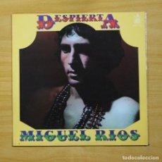 Discos de vinilo: MIGUEL RIOS - DESPIERTA - LP. Lote 144618192