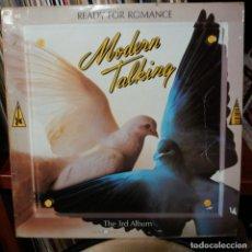 Discos de vinilo: MODERN TALKING - READY FOR ROMANCE. Lote 144618406