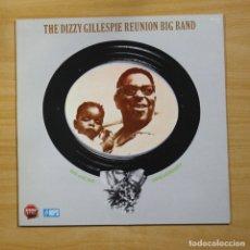 Discos de vinilo: DIZZY GILLESPIE - THE DIZZY GILLESPIE REUNION BIG BAND - LP. Lote 144620373