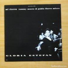 Discos de vinilo: GLORIA ESTEFAN - MI TIERRA - MAXI. Lote 144623418