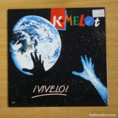 Dischi in vinile: K MELOT - VIVELO - LP. Lote 144623821