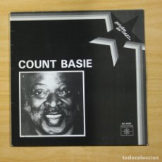 Discos de vinilo: COUNT BASIE - COUNT BASIE - LP. Lote 144623868