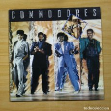 Discos de vinilo: COMMODORES - UNITED - LP. Lote 144632546