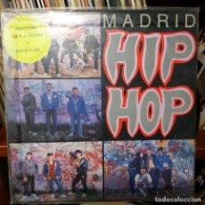 Discos de vinilo: MADRID HIP HOP. Lote 144632722