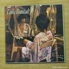 Discos de vinilo: LINDA RONSTADT - SIMPLE DREAMS - GATEFOLD - LP. Lote 144635297