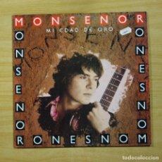 Discos de vinilo: MONSEOR - MI EDAD DE ORO - LP. Lote 144635746