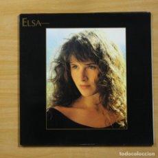 Discos de vinilo: ELSA - ELSA - GATEFOLD - LP. Lote 144636773