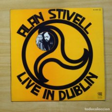 Discos de vinilo: ALAN STIVELL - LIVE IN DUBLIN - LP. Lote 144641113