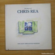 Discos de vinilo: CHRIS REA - THE BEST OF - LP. Lote 144641362