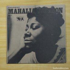 Discos de vinilo: MAHALIA JACKSON - THE WARM AND TENDER SOUL VOL 2 - LP. Lote 144641838