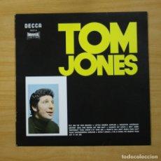 Discos de vinilo - TOM JONES - TOM JONES - LP - 144645126