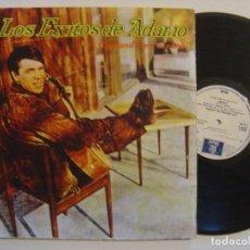 Discos de vinilo: ADAMO - LO EXITOS DE ADAMO EN ESPAÑOL - LP CHILENO 1967 - ODEON. Lote 144649070