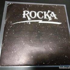 Discos de vinilo: ROCKA LA MISIÓN .- LIBELULA 1989 HARD ROCK METAL MUY RARO. Lote 144650202