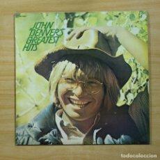 Discos de vinilo: JOHN DENVER - GREATEST HITS - LP. Lote 144652145