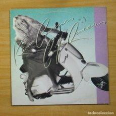 Discos de vinilo: KIM CARNES - CAFE RACERS - LP. Lote 144654404