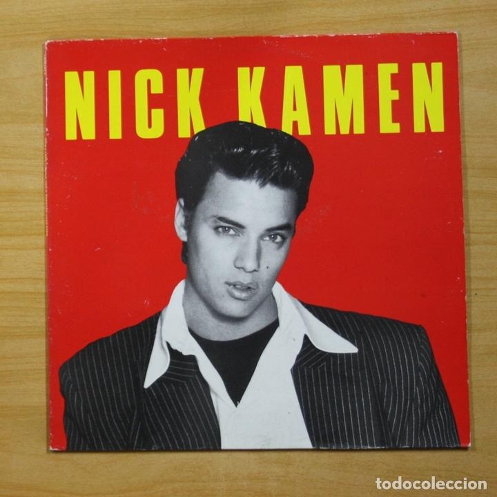 Songs von Nick Kamen