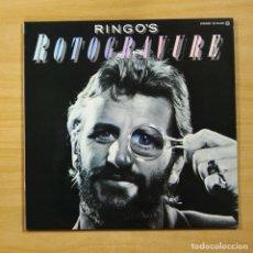 Discos de vinilo: RINGO STARR - ROTOGRAVURE - GATEFOLD - LP. Lote 144656632