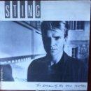 Discos de vinilo: DISC-126. STING. THE DREAM OF THE BLUE TURTLES. A&M RECORDS. AÑO 1985.. Lote 144668698