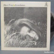 Discos de vinilo: LP. MARI TRINI. ESCUCHAME. Lote 144683390