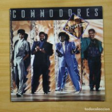 Discos de vinilo: COMMODORES - UNITED - LP. Lote 144693225