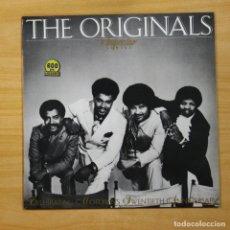 Discos de vinilo: THE ORIGINALS - SUPERSTAR SERIES VOLUME 10 - LP. Lote 144695122
