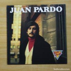 Discos de vinilo: JUAN PARDO - JUAN PARDO - LP. Lote 144696885