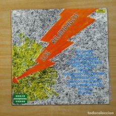Discos de vinilo: LOS RELAMPAGOS - LOS RELAMPAGOS - LP. Lote 144700761
