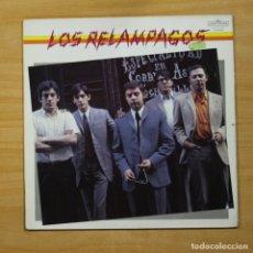 Discos de vinilo: LOS RELAMPAGOS - LOS RELAMPAGOS - LP. Lote 144700793
