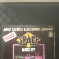 Disques de vinyle: SERIE CÓSMICA ELECTRÓNICA ESPACIAL. MAGIC FLY. Lote 144706729