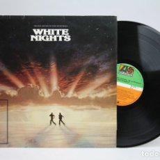 Discos de vinilo: DISCO LP DE VINILO - WHITE NIGHTS / ORIGINAL MOTION PICTURE SOUNDTRACK - ATLANTIC - AÑO 1985. Lote 144707824